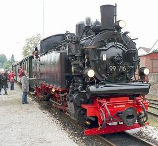 Das Ur-Öchsle dampft wieder   Restaurierung der Lok 99 633 abgeschlossen